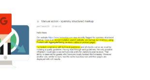 Penalizaciones de Google por datos estructurados: 5 errores a evitar