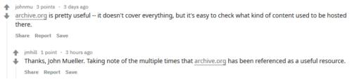 Usar archive.org para analisis de dominios (Recomendación de Google)